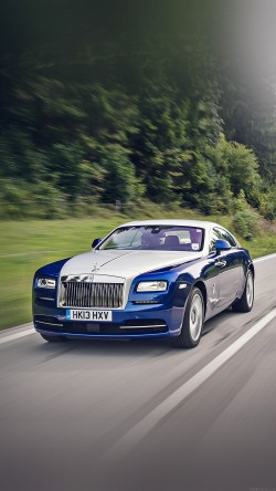 Rolls-Royce Wraith launch, Vienna, September 2013