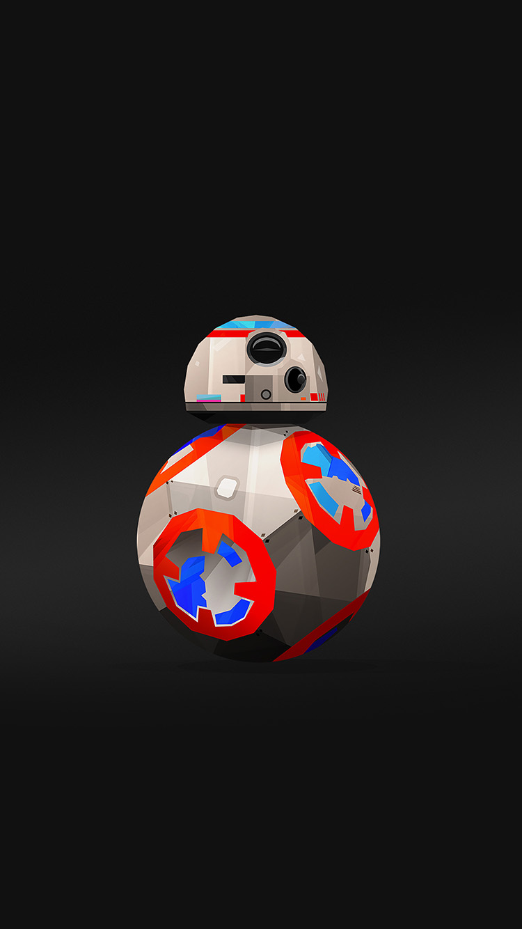 iphone7papers | iphone7 wallpaper | aq71-bb-8-droid-starwars