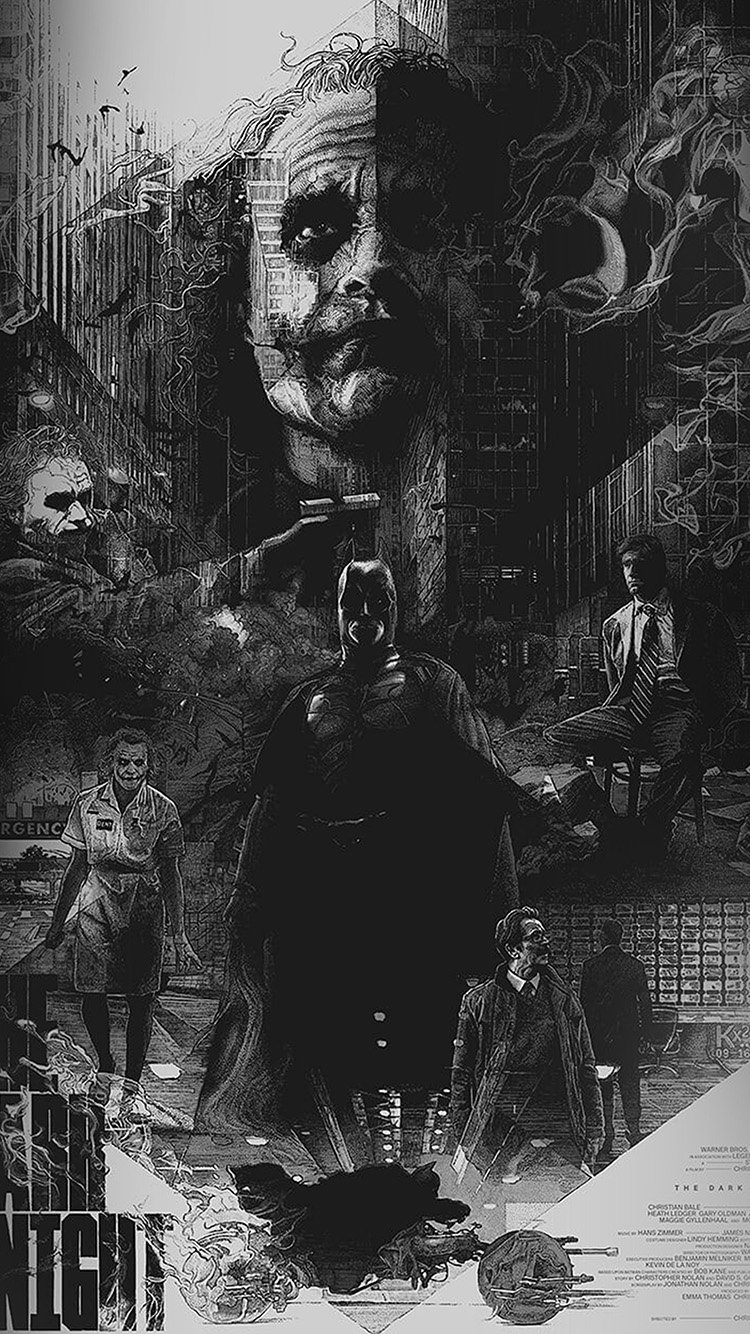 Iphone 11 Wallpaper 4k Batman