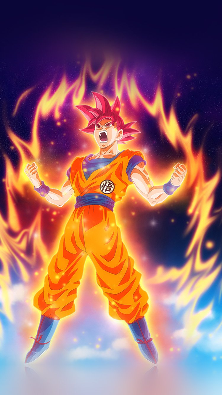 Iphone7paperscom Iphone7 Wallpaper Be62 Dragon Ball