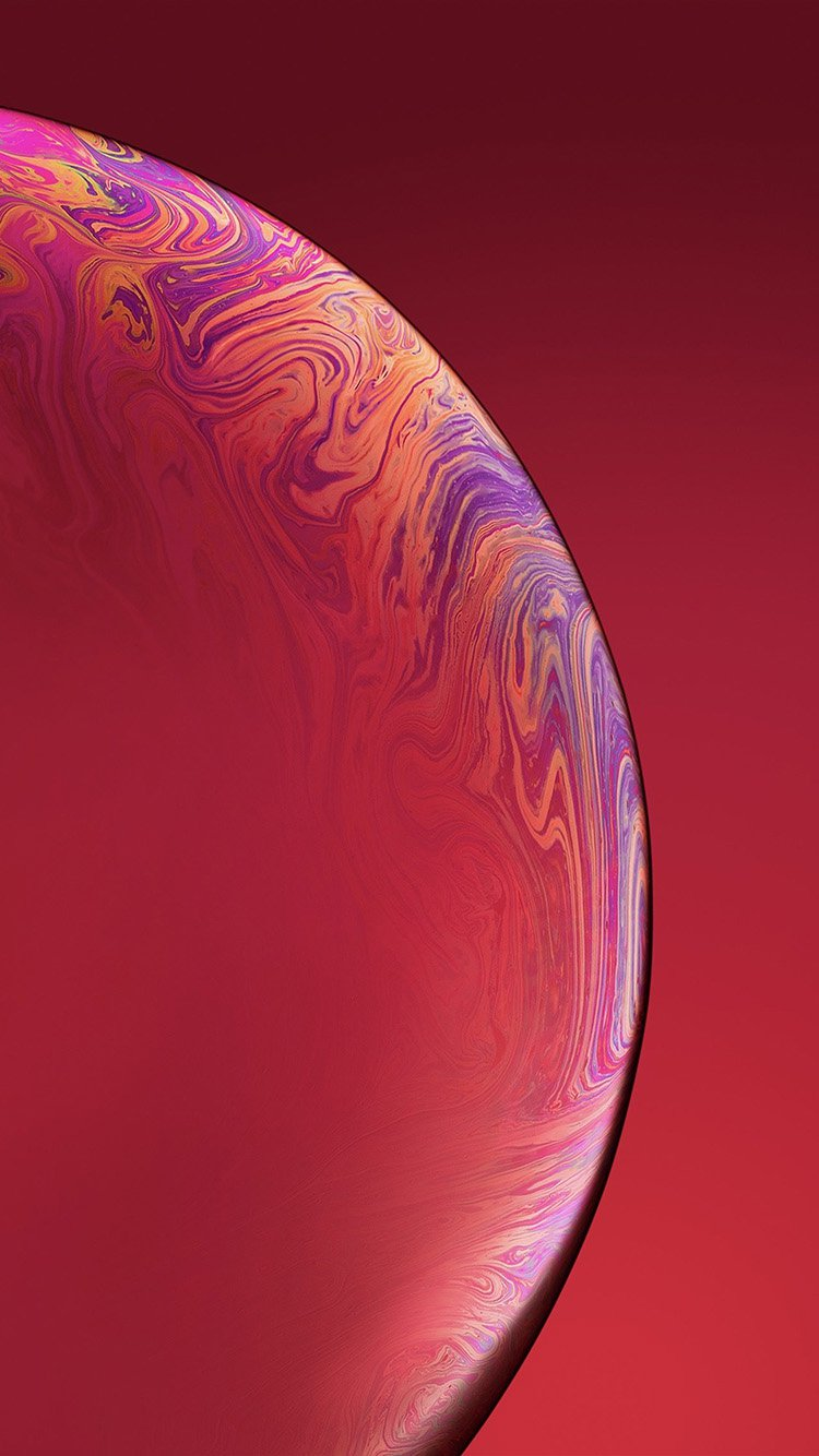 Iphone7papers Com Iphone7 Wallpaper Bg43 Red Apple Iphone Xs Max