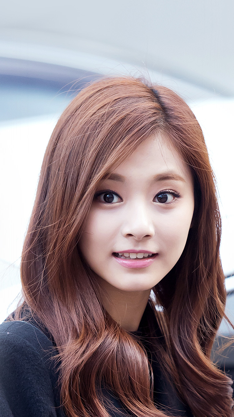 Iphone7papers Hh32 Tzuyu Twice Smile Cute Kpop Jyp