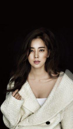 Hk69 Korean Asian Girl Actress Dark