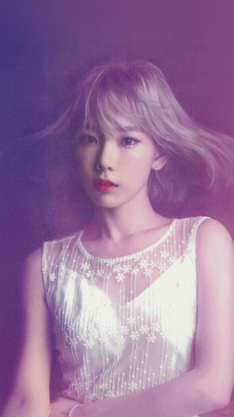 Snsd Taeyeon Wallpaper
