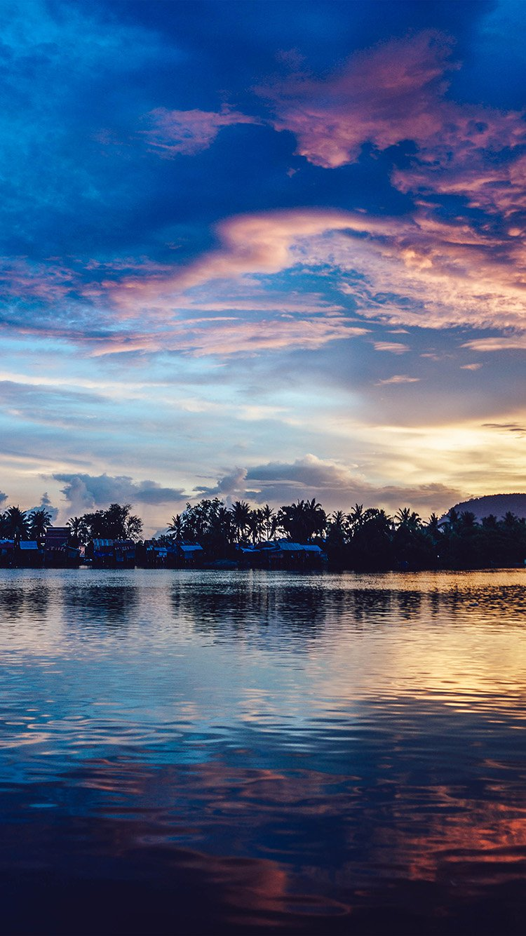 nx17-sunset-river-lake-beautiful-nature