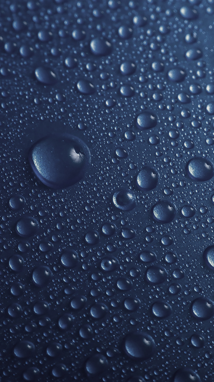 Wallpaper iphone sad - Iphone7papers Com Iphone7 Wallpaper Vr31 Rain Drop Blue Water Sad Pattern