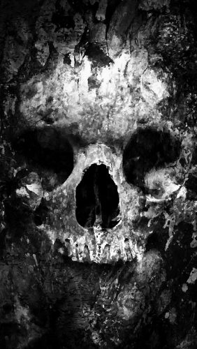 au44-skull-face-ark-paint-illustration-art-bw-dark