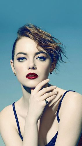 hl74-emma-stone-blue-red-lips-girl-actress